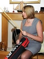 clover caned...