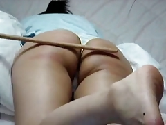 Asian caned...