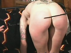 Caning and...